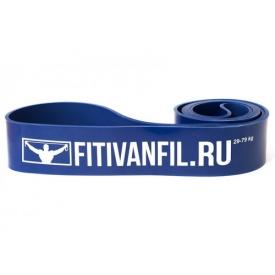 Синяя резиновая петля (29-79 кг)