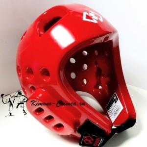 Шлем таэквондо, красный
