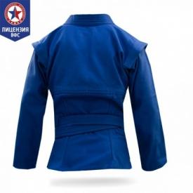 """Куртка """"Атака"""" ВФС,  синяя"""
