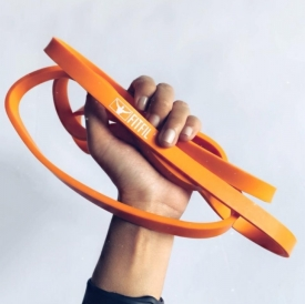 Оранжевая резиновая петля (5-16 кг)