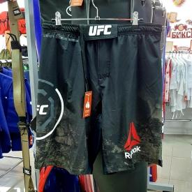 Шорты UFC, черные
