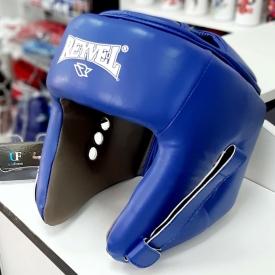 Шлем открытый, синий