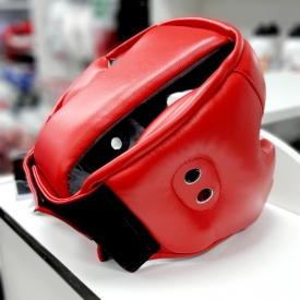 Шлем тренировочный, красный