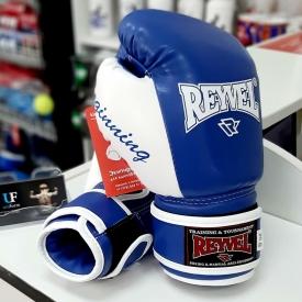 Перчатки боксерские 8,10oz, синие