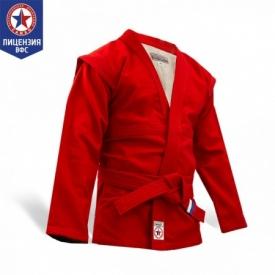"""Куртка """"Атака"""" ВФС, красная"""