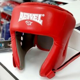 Шлем открытый, красный