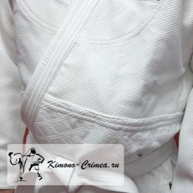 Кимоно дзюдо FIRUZ , белое