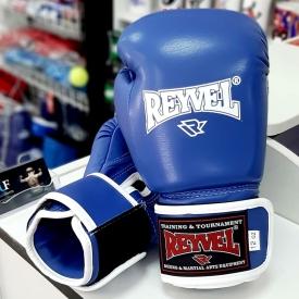 Перчатки боксерские 12oz, синие