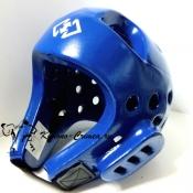 Шлем таэквондо, синий