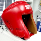 Шлем  BRAVE, красный