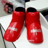 Защита стопы Safety Foot Kick, красные