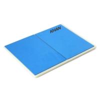 Доска для разбивания Rebreakable board Khan, синяя