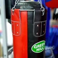 Боксерский мешок 30 кг, кожа