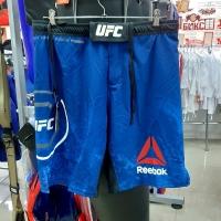 Шорты UFC, синие