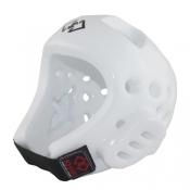 Шлем таэквондо, белый