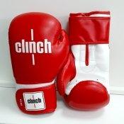 Перчатки боксерские Fight, красные, 10oz